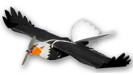 Bird-X BirdXPeller Drone 造型霸氣,惟不內置自動導航與飛行系統。