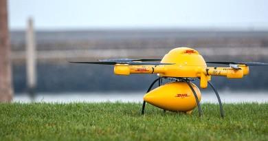 無人機都怕冷?! DHL Parcelcopter 試飛延期只因落雪太凍