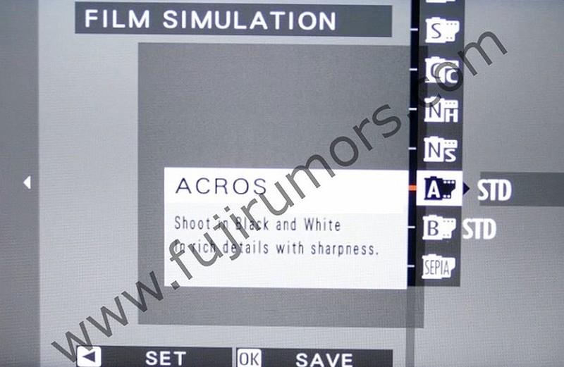 Fujifilm X-Pro 2 新增「ACROS」模擬菲林模式,拍攝 RAW 格式可選不壓縮或壓縮