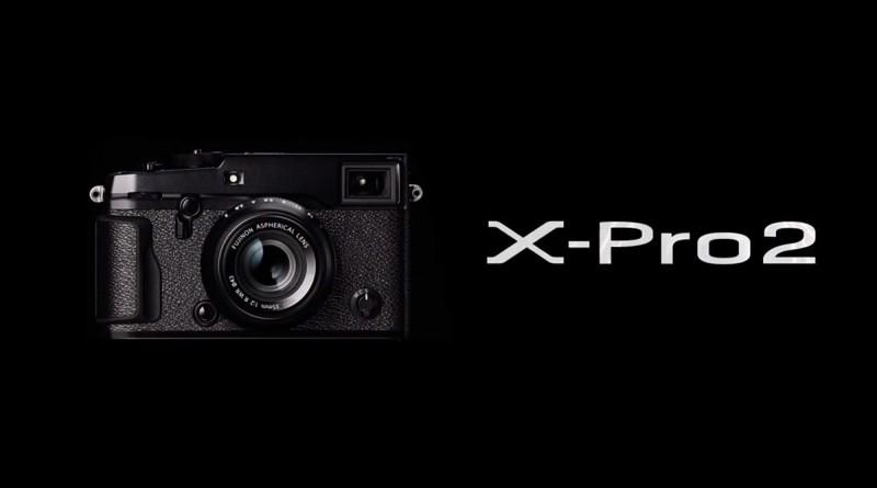 Fujifilm X-Pro 2 真身相片
