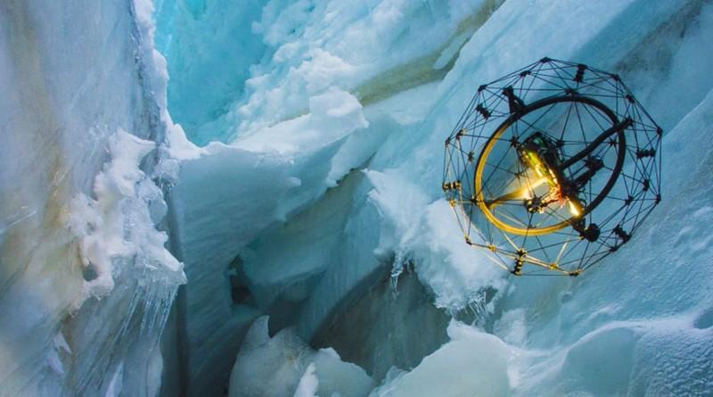 Gimball 球形無人機