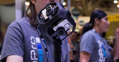 CES 2016直擊: Karma 無影蹤!只知可兼容新舊版GoPro相機