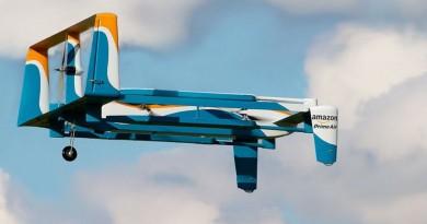 亞馬遜強勢推無人機送貨 年花 1,000 萬美元遊說華府
