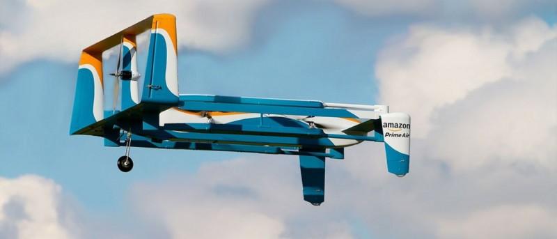 Amazon Prime Air 無人機