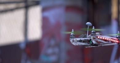 3D 打印 FPV 無人機 Arrow Drone 時速高達 150 公里