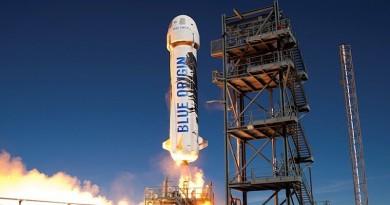 Blue Origin火箭升空回收再升空成功了!載客漫遊太空可期