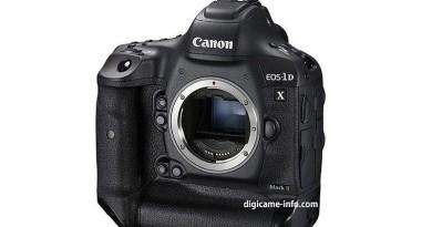 Canon EOS-1D X Mark II 實照‧規格曝光 技術創新性不高