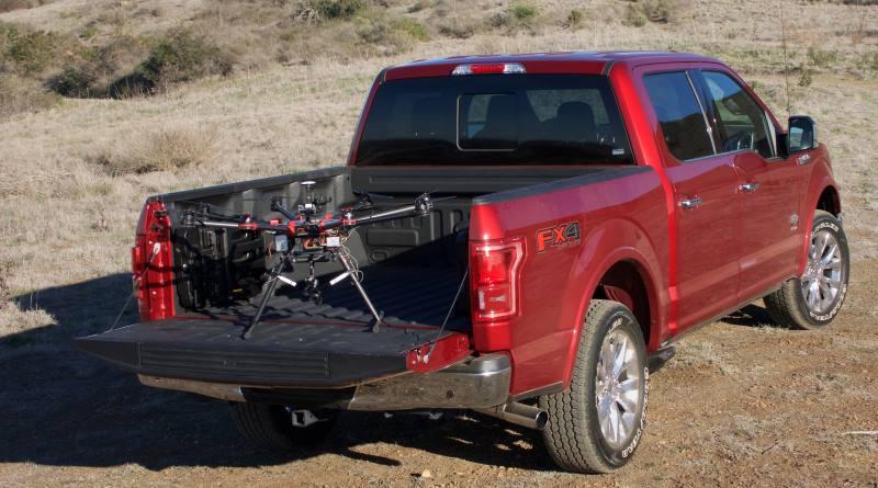 DJI 與 Ford 徵集搜救用無人機