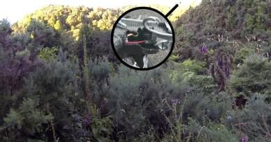飛手拍下無人機中槍過程,但呢個人相當有嫌疑!
