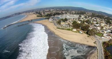 厄爾尼諾惹的禍!加州民眾用空拍機助氣候研究