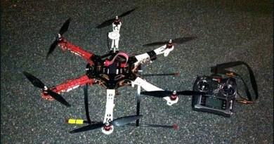 美國監獄爆發無人機攻防戰 阻截囚犯空運手機