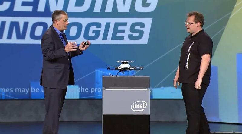 Intel 收購 AscTec