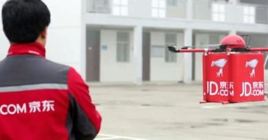 陝西試行無人機送貨 實踐一帶一路向西大計