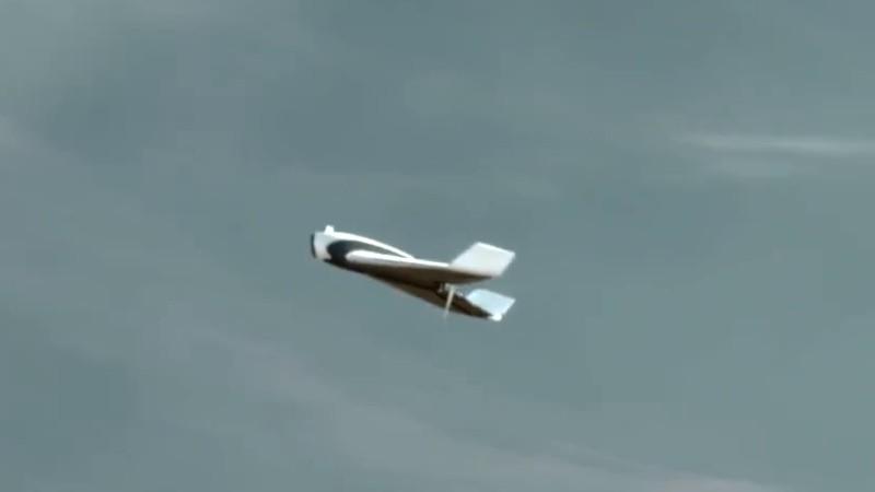 Parrot DISCO 全速飛行可達每小時 80 公里,多軸無人機難比。