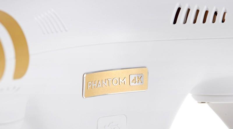 DJI Phantom 3 4K 只是 P3 Pro 降級版