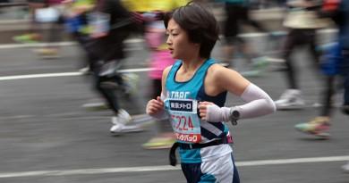 東京馬拉松趕絕空拍機 日警天網無人機嚴陣以待