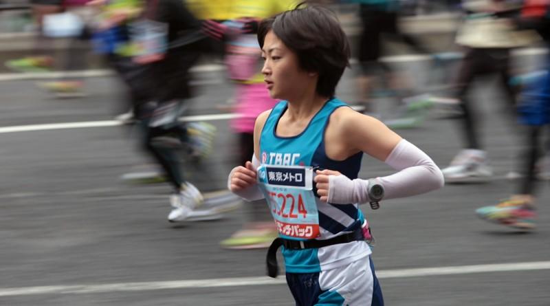 東京馬拉松趕絕空拍機