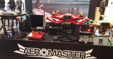 CES 2016直擊: 雷虎無人機 FishingMaster 讓你空中釣魚