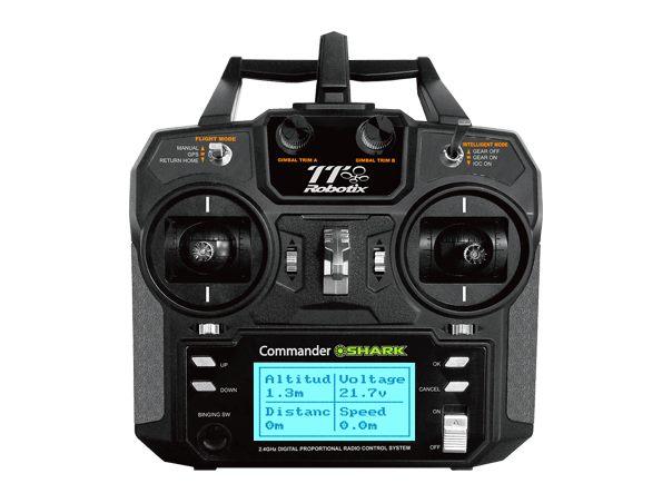 TTRobotix FishingMaster 遙控器