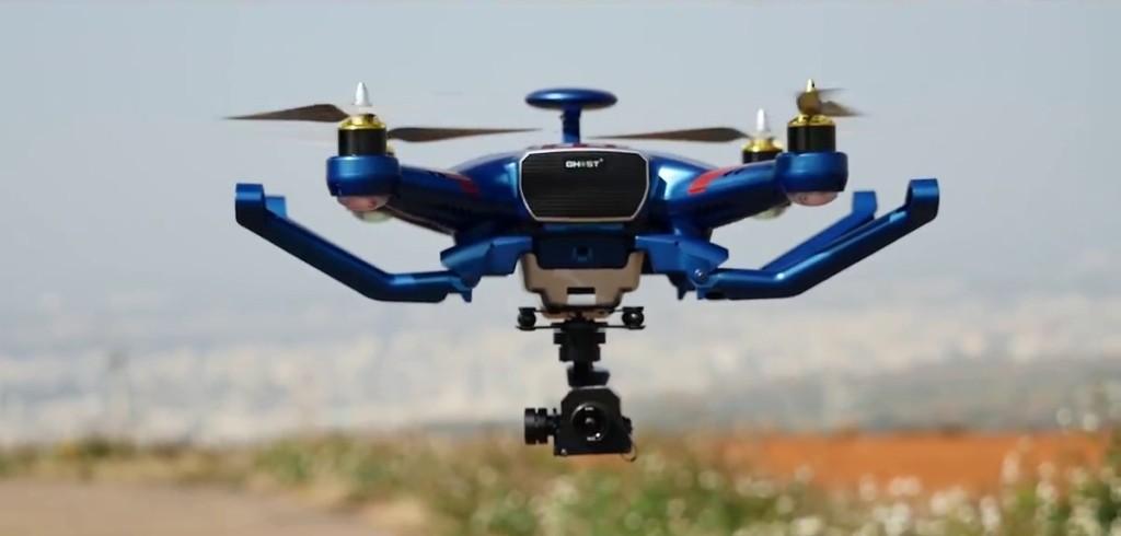 【空】NightHawk:內置熱感探測攝影機。