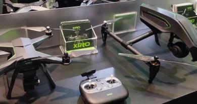 Xiro Xplorer Mini 玩換殼•Xplorer 2 雷達掃瞄•Xtreme 雙控操作