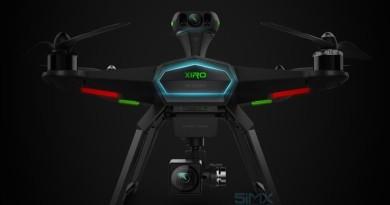 CES 2016無人機預覽: XIRO Xplorer 2 空拍機真身揭曉