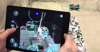 無人機 AR 擴增實境新玩法 激戰外星人‧空中狂舞派