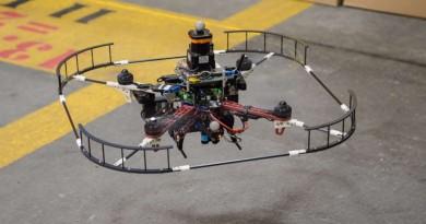 美國防部 DARPA 飛控演算法 助無人機高速飛行自動避障
