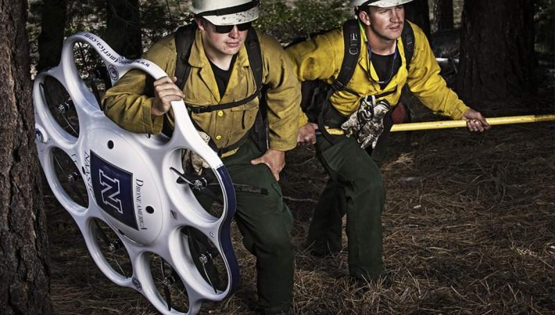 除了應對氣候變化,DAx8 亦可投入應用在多個行業。