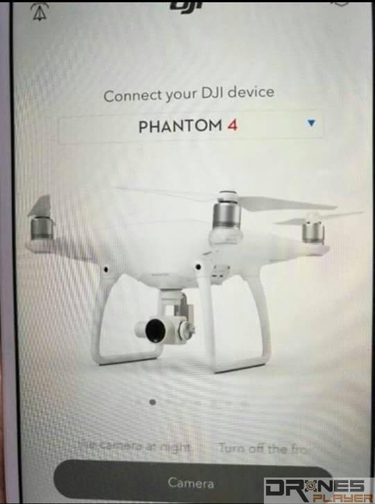 網上流出疑似用手機翻攝的網頁畫面,顯示一部冠名為「Phantom 4」的空拍機,外形跟之前流傳的水面懸停空拍機非常相近,進一步證明 Phantom 4 趨向肥厚化。