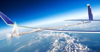 Google 傳推 Skybender 無人機計劃 空中傳送 5G 網絡