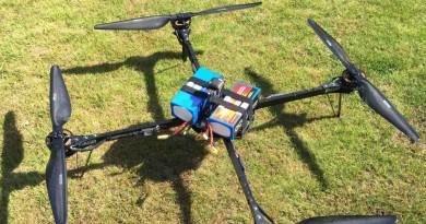 72 分鐘超長續航力!雙電池無人機 Euduro 1 飛越英倫海峽