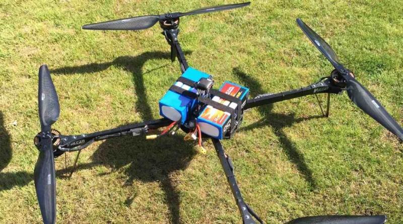 Ocuair Euduro 1 四軸飛行器