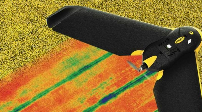 Parrot 多光譜感應器 Sequoia