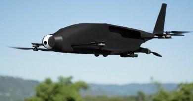 變形無人機登場!SkyProwler 旋翼升降‧定翼飛行即時變