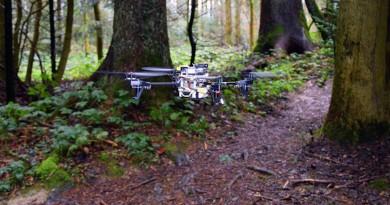 行山迷路不用怕!無人機藉人工智慧認路尋找失蹤者