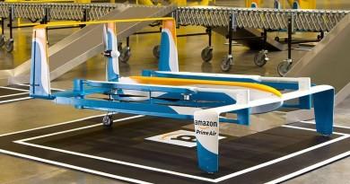 亞馬遜無人機送貨夢不死 開設實體店或為支援 Prime Air ?!