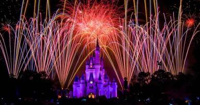迪士尼 Flixel 無人機 空中投影米奇老鼠載歌載舞