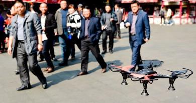 深圳全年出口 31 億元無人機 七成經香港轉運歐美