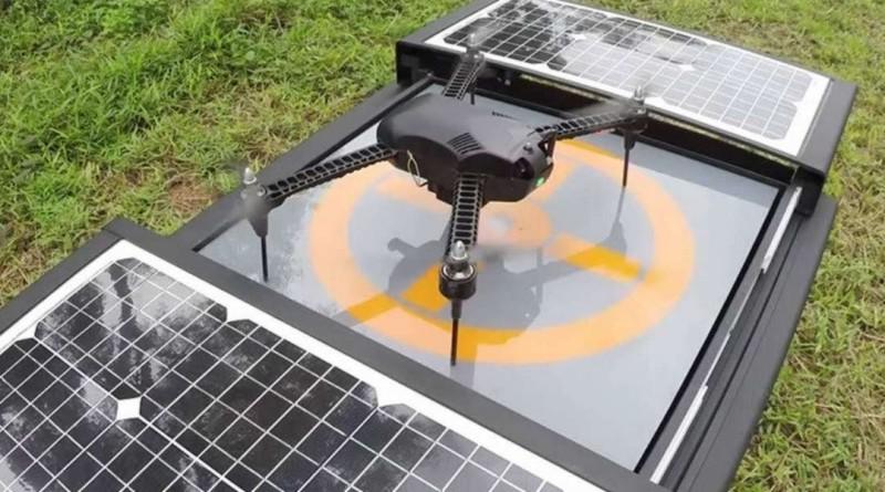 Dronebox 無人機裝置