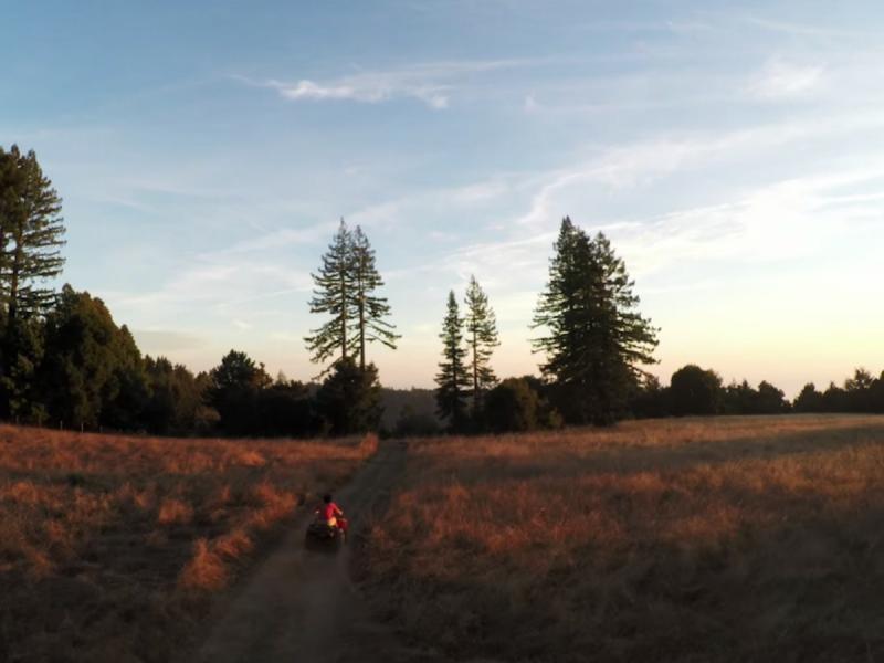 GoPro 官方發布 Karma 拍攝的影片擷圖,公道一點說,雖然看上去有點朦朧,但其實是來自 1080p 高清影片。