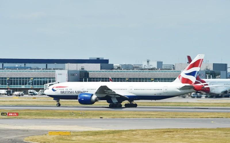 無人機對英國民航機威脅與日俱增。