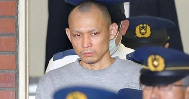 輻射無人機襲安倍官邸 反核男判緩刑 2 年