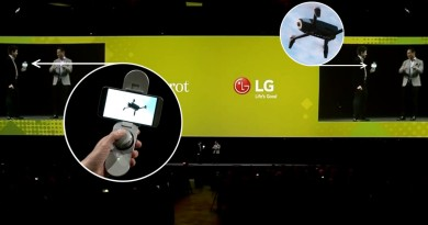 MWC 2016: Smart Controller 助 LG G5 遙控 Parrot 無人機
