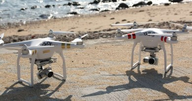 Phantom 3 Pro vs Standard 4K空拍王決戰平霸航拍機