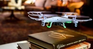 會飛的監察鏡頭!Rook 無人機隨時讓你觀看家中情況