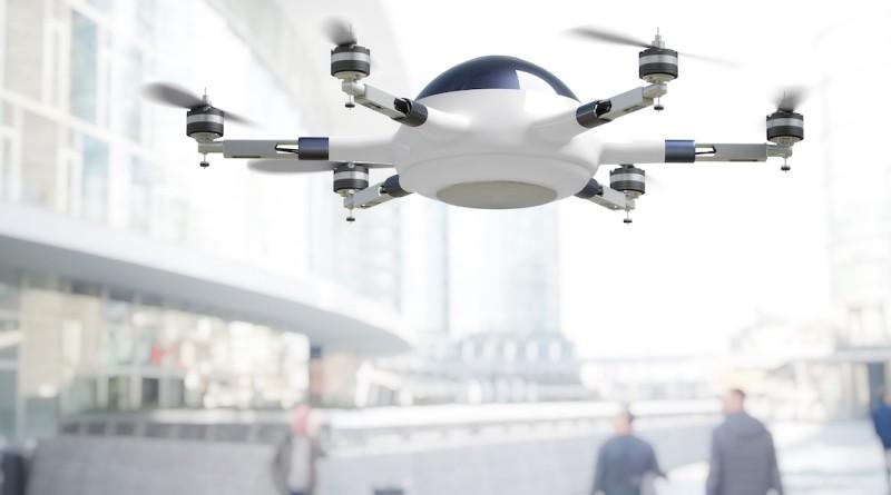 無人機 FAA 飛行限制