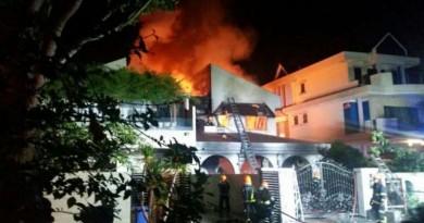 新加坡驚傳無人機過夜充電引發火災 釀 2 死 6 傷