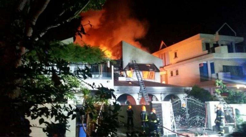 新加坡 2 死火災疑因無人機過夜充電