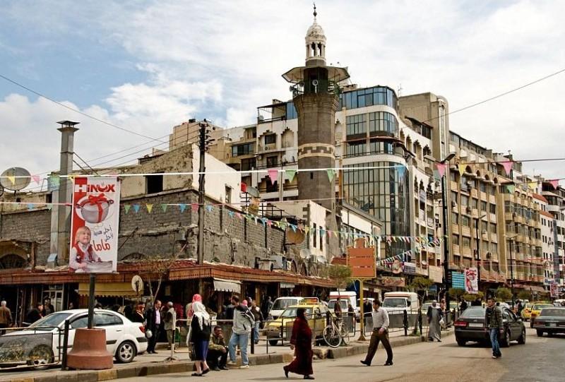 霍姆斯曾是中東其中一個繁華的城市。